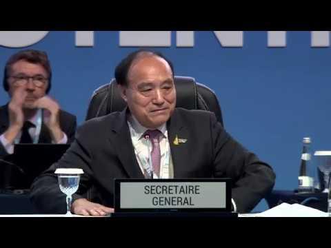 Download ITU PP-18 Acceptance Speech: Houlin Zhao, Secretary-General, ITU