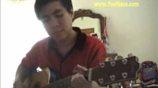 """GUITAR LESSON SERIES """" JADI SEPERTI-MU """""""