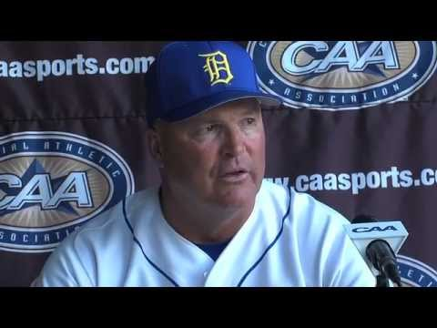 Delaware Post Game Press Conference -- Game 11 -- #1 UNCW 10, #3 Delaware 8