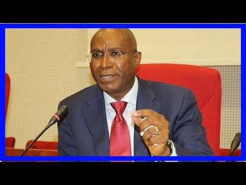Niger Delta group slams Senator Omo-Agege over snatching of Senate mace
