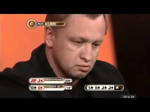 Покер-шоу Big Game C русскоязычными игроками 4