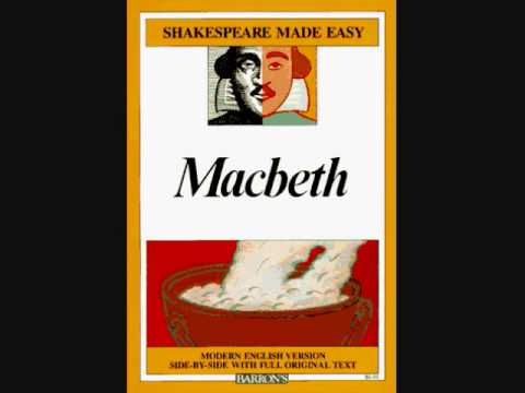 What three songs relate to Macbeth?