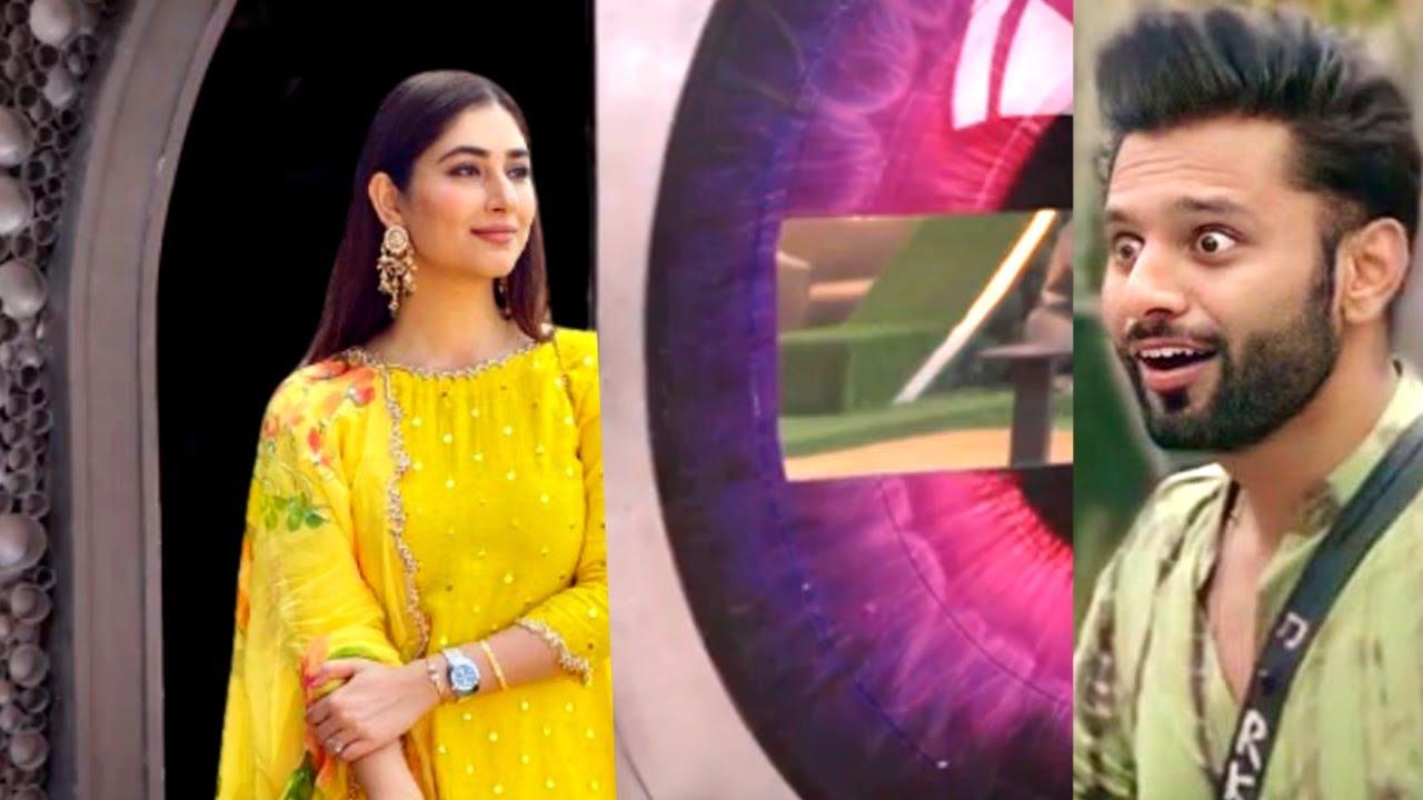 Download Bigg Boss 14: Rahul Vaidya Girlfriend Disha Parmar Entry In Bigg Boss House | BB 14 Today