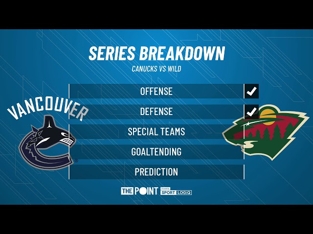 Prediction: Wild vs Canucks