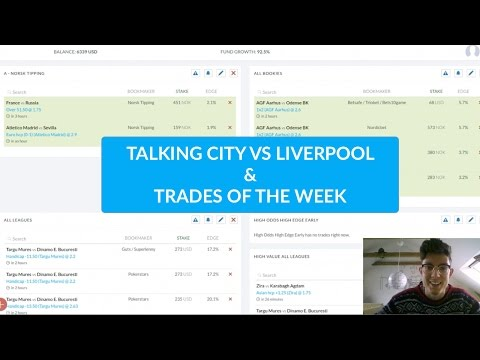 Talking City vs Liverpool & Trades of the Week  || Episode 10 TradingEurope