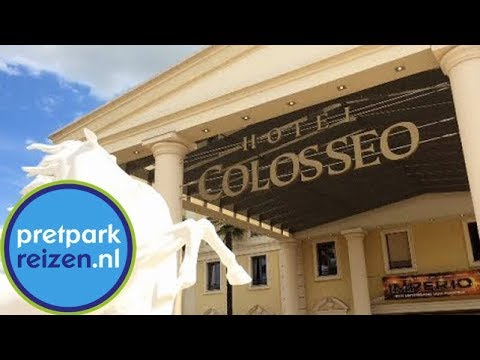 Hotel Colosseo Europa Park Youtube