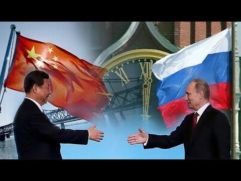 """Rusia y China preparan el """"golpe final de la ......"""" a EE.UU."""