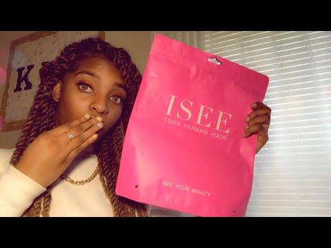 ISEE HAIR| UNBOXING| ALIEXPRESS| LOOSE DEEP