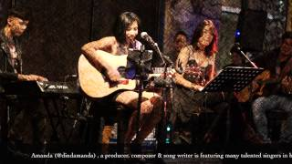 [Live MV] Amanda & Friends - Dan (Sheila on 7 Cover)