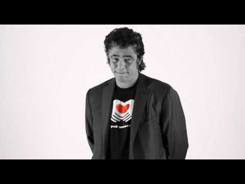 Aprendí a Quererme - Benicio del Toro