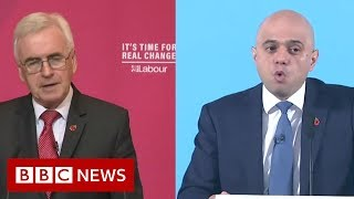 UK Election: Labour and Tories pledge more borrowing - BBC News