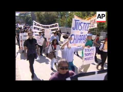 USA : 150 ORGANISATIONS PROTEST AGAINST WORLD BANK POLICY