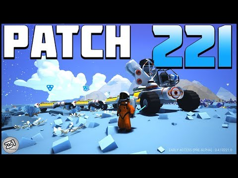 Astroneer Update 221 ! Rover Fixes, Controller Changes and Something is GONE FOREVER ! Z1 Gaming
