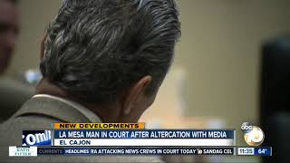 La Mesa business man facing multiple charges appears before judge