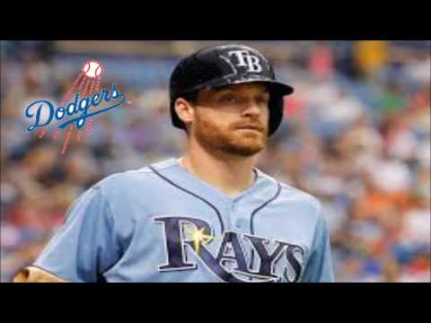 Tampa Bay Rays Trade Logan Forsythe to The Dodgers for Jose De Leon