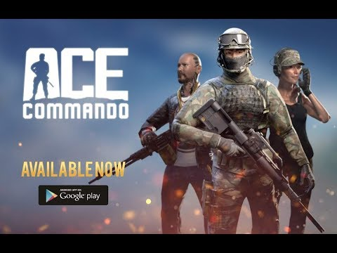 Ace Commando (Free Shopping)