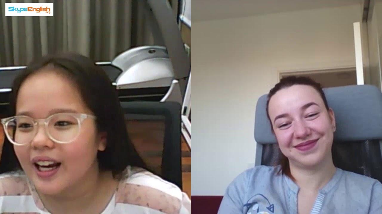 Học tiếng Anh Online 1 kèm 1 qua Skype với giáo viên nước ngoài tại SkypeEnglish.org