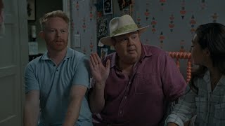 Mitchell and Cam Give Lily a Creepy Pep Talk - Modern Family