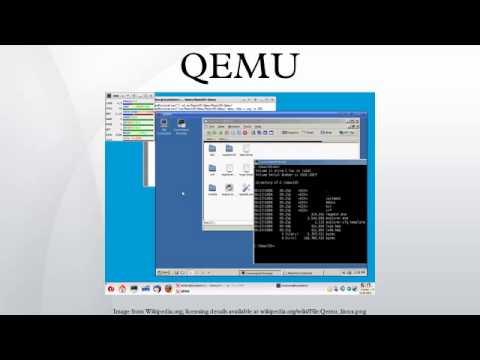 QEMU - YouTube