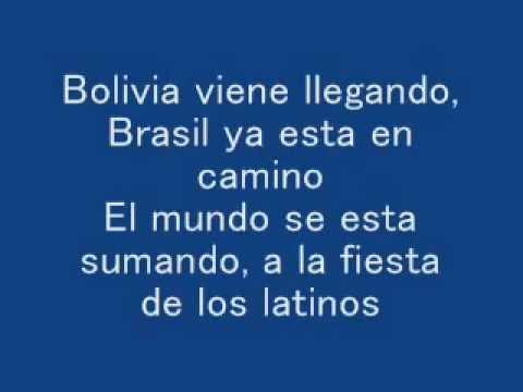 Gente De Zona - La Gozadera ft. Marc Anthony (Letra)