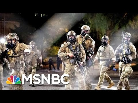 Trump Administration's Role In This Weekend's Violent Protests   Morning Joe   MSNBC