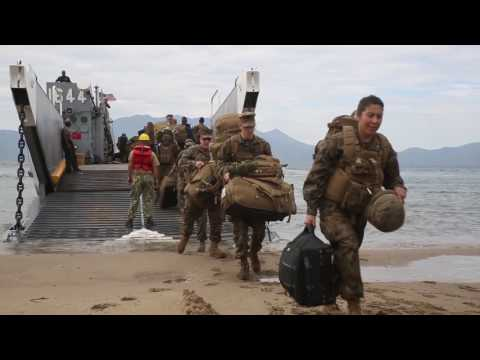 Post Deployment Brief: Special-Purpose Marine Air-Ground Task Force-Southern Command