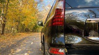Lexus GX460 - Тру Мотор. Разгон 0 - 100