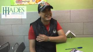 ANDY V - PRE INAGURACION HADES DISCO CAMPING @ PLAYA CHACRA Y MAR - HUARAL