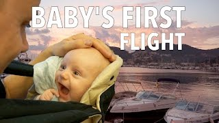 Mallorca Island - Baby's First Flight - Filled with Gratitude | SPAIN