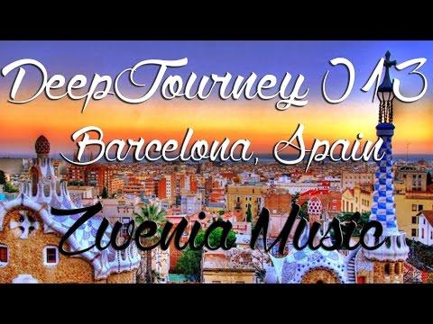 ♫ Deep House Video Mix 2015 #013 | Barcelona, Spain Timelapse HD