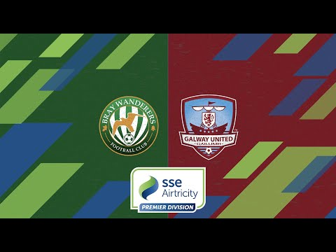 HIGHLIGHTS | Bray Wanderers 0-0 Galway United - SSE Airtricity First Division