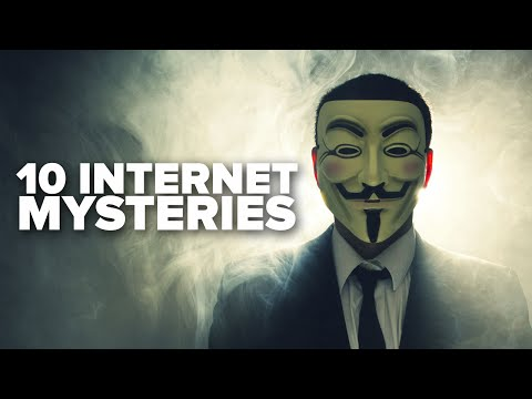 10 UNSOLVED INTERNET MYSTERIES