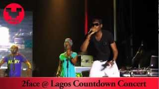 2face Full Live performance at Eko 2013 Countdown Carnival