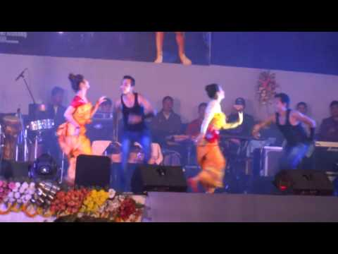 Bodo group dance on occasion of 15th Bodoland day celebration