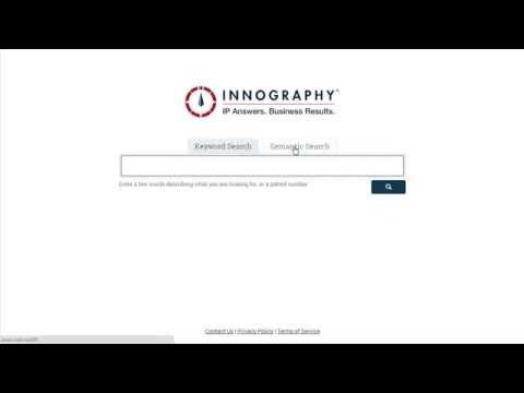 Innography : PatentScout™ for Patent Search