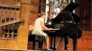 Scherzo Op16, No 2 in E minor by Mendelssohn - Reagan Hill