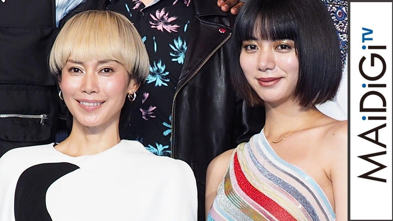"""池田エライザ&中谷美紀、""""人生を変えた出会い""""を語る - YouTube"""