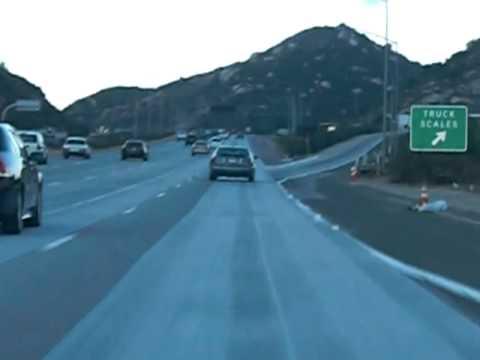 Border Patrol Freeway 15n