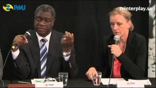 Mukwege: Varför sexuellt våld