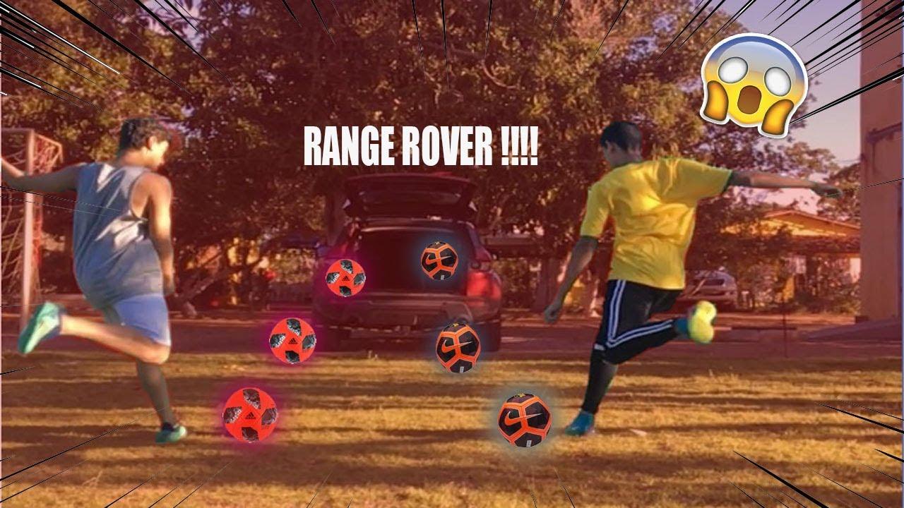 Desafio da RANGE ROVER (DEU MERDA?!!)