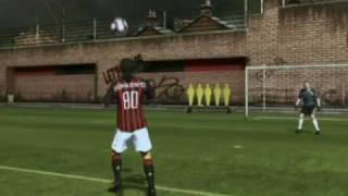 Fifa 09 Juggling Skills Tutorial