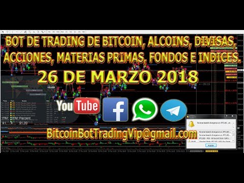 Bitcoin bot trading cracked