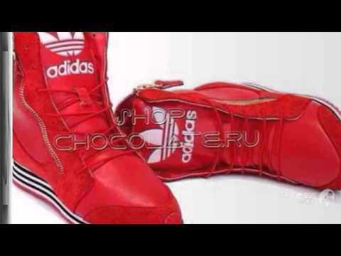 Обзор товара кроссовки adidas DOROGA - YouTube