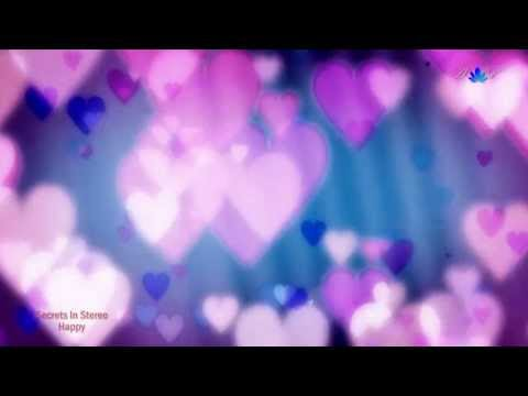 Beautiful Love Song - SECRETS IN STEREO - Happy