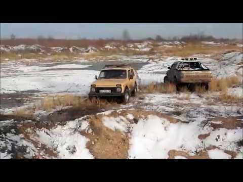 Azov Off Road 14.01.2017