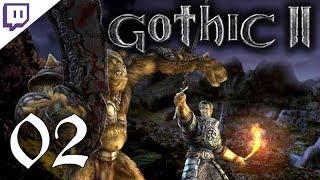 Gothic 2 [VOD, Часть 2] - Пустите Меня в Город!