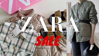 [ZARA] 나만 알고 싶은 자라 세일 아이템들~!/zara sale/fashion trend