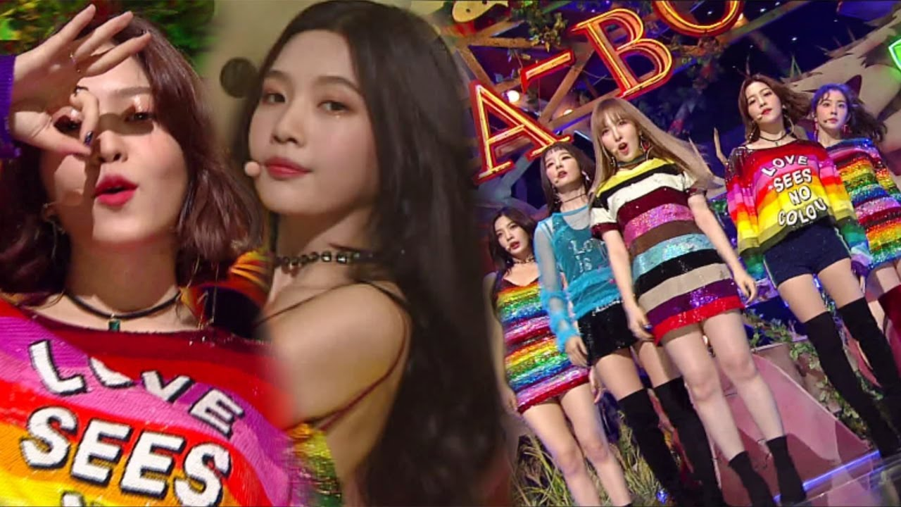 Download 《Comeback Special》 Red Velvet(레드벨벳) - Peek-A-Boo(피카부) @인기가요 Inkigayo 20171119