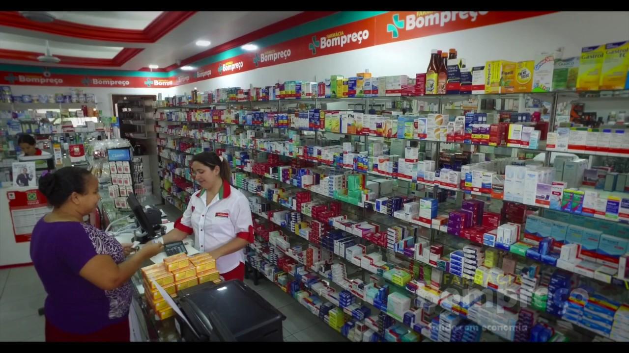 Resultado de imagem para farmacia bompreço afogados imagem