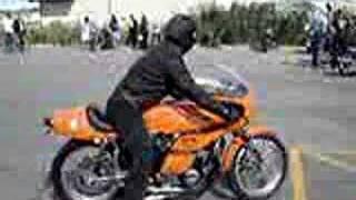 Rickman Honda 750
